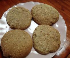 Patricia's Almond Biscuits