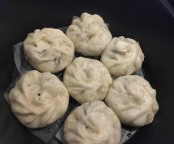 Basic Yeast Dough for Chinese Buns
