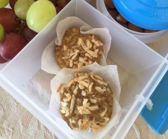 Bozzy's Fruity Honey Oat Bites