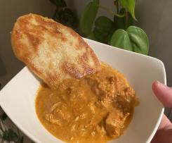 Butter chicken using Pepper and Me Tandoori Paste