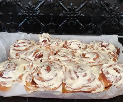 The Best Cinnamon Scrolls you'll ever eat!