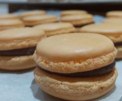 Jaffa Macarons