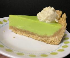 It's Lime Cheesecake!