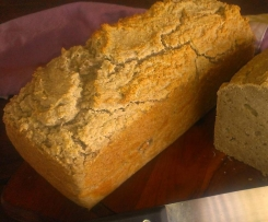 Fermented Sourdough Buckwheat Bread