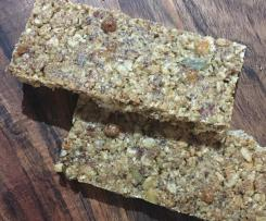 Muesli Bars - Allergen & School Friendly