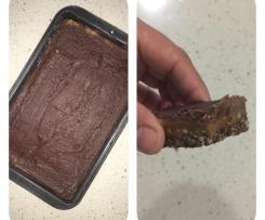 Raw Peanut Butter slice