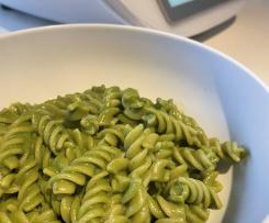 "Thermo Papa's Spinach ""Monsta"" Pasta Sauce"