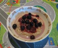 Nutritious Baby Porridge