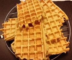 Gaufres / Waffles (from Brussels)