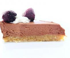 Gluten Free Cheesecake (with dairy free option)
