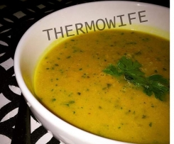 Thermowife Healthy Pumpkin Soup
