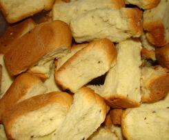 Variation South African Buttermilk Rusks
