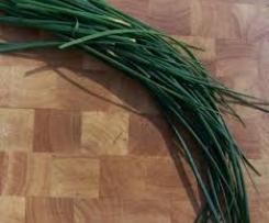 Garlic & Chive Dip (Dairy free)