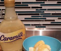 Caramilk Ice magic