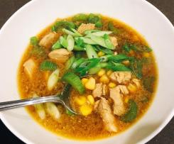 Get Moreish Chicken and Corn Soup