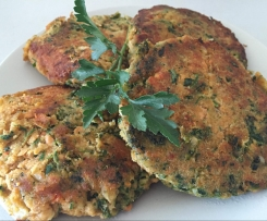 Barwick Living Salmon Patties (gluten/dairy/refined sugar free)