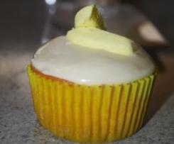 Banana Cup Cakes