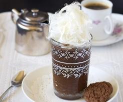 Vegan Dark Chocolate Mousse