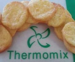 4 Ingredient Cheese Crackers