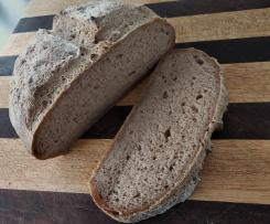 Gluten free bread - soft and flexible