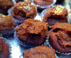 Chocolate beetroot cupcakes gluten free dairy free nut free refined sugar free