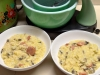 Risotto with Choritzo and Mushrooms