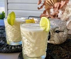 Pineapple and Coconut Daiquiri