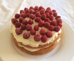 Quick Sponge cake