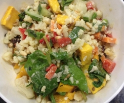 Cauliflower Salad Medley