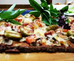 Cauliflower Pizza Base- that you can pick up!
