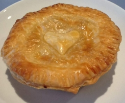 Satay Pork (or chicken) Pies