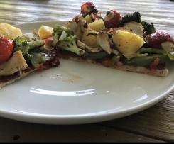 PIZZA BASE (GLUTEN FREE, CORN FREE, SULPHUR FREE, NUT FREE)