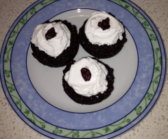 Healthy Red Velvet Cupcakes