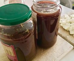 Timorese tamarind BBQ sauce
