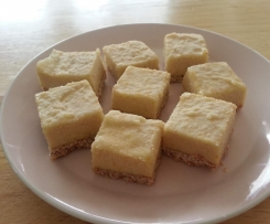 Raw Lemon Slice
