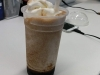 Frozen Coke Slushie