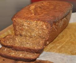 Gluten-Free Banana, Coconut and Lemon or Cinnamon Loaf