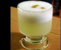 Pisco Sour - with an Aussie Touch