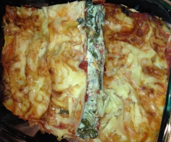 Killer Vegetarian Lasagne