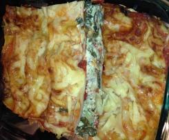 Killer Vegetarian Lasagne