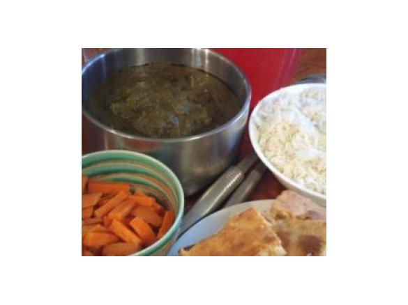 Lamb saagsaagwala by jodie day consultant a thermomix supsup thumbnail image 1 forumfinder Images