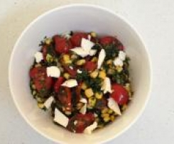 Tomato and Sweet Corn Salad