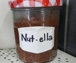 Healthier Hazelnut Cacao Nut-ella - Dairy Free (Like Nutella) Soaking version