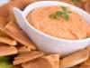 Roasted Red Capsicum Cream Cheese Dip