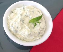Homemade Ricotta Herb Dip