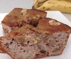PALEO BANANA & WALNUT CAKE