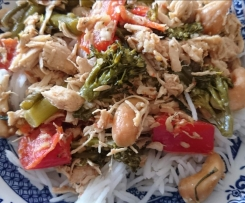 Tasty Chicken and Vegetable Stir Fry