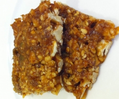 Paleo Honey Nut Bar