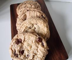 Gluten Free Chewy Chocolate Chip Cookies