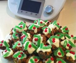 Mini Christmas Cakes